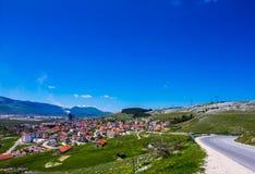Gacko, Bosnien und Herzegowina Stockbild