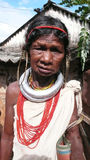 Gadaba woman. Orissa. India Stock Image