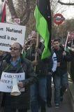 Gadaffi abaixador agora Fotos de Stock Royalty Free