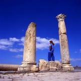 Gadara - Umm Qais, Jordan Royalty Free Stock Photo