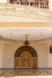Gaddafi-Moschee Kampala Uganda Lizenzfreies Stockfoto