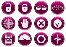 Gadget icons set. Stock Photography