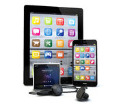 Gadgets Image stock
