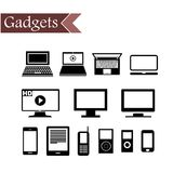 Gadgets Stock Images