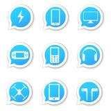 Gadgets Royalty Free Stock Photos