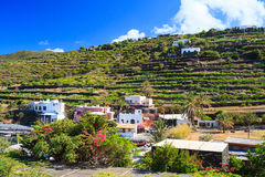 Gadir, Pantelleria Stock Photos