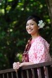 Gadis Melayu Royalty Free Stock Photos