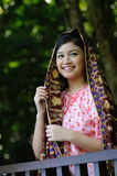 Gadis Melayu Imagenes de archivo