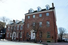 Gadsby's Tavern Stock Images