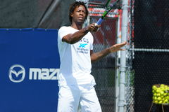 Gael Monfils (FRA) Fotos de Stock Royalty Free