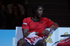 Gael Monfils (FRA) Photographie stock