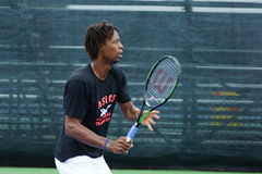 Gael Monfils (FRA) Royalty Free Stock Photography