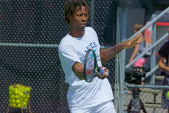 Gael Monfils (FRA) Stock Photography