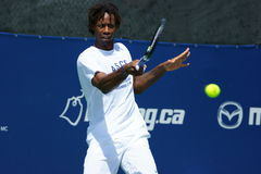 Gael Monfils (FRA) Royalty Free Stock Images