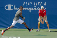 Gael Monfils Royalty Free Stock Images