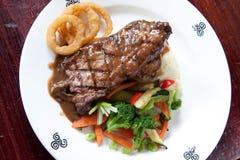 gaelic stek Zdjęcie Royalty Free