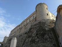 Gaeta - Aragonese Castle Στοκ Εικόνα