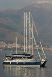 Gaeta harbor Stock Image
