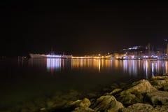 Gaeta - Italien Arkivfoton