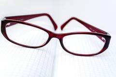 Gafas Foto de archivo libre de regalías