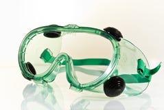 Gafas de seguridad Fotografía de archivo libre de regalías