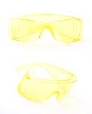 Gafas de seguridad Foto de archivo