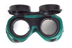 Gafas de seguridad Imagen de archivo libre de regalías