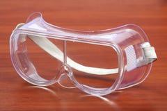 Gafas de seguridad Fotos de archivo libres de regalías