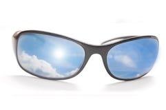 Gafas de sol. Foto de archivo libre de regalías