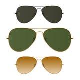 Gafas de sol Foto de archivo libre de regalías