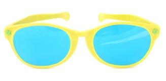 Gafas de sol aisladas fotografía de archivo libre de regalías