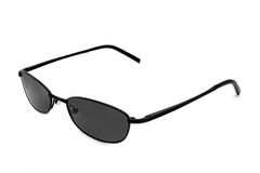 Gafas de sol aisladas en blanco Imagen de archivo