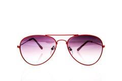 Gafas de sol con estilo Imagen de archivo libre de regalías
