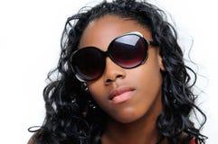 Gafas de sol de la manera Imagen de archivo