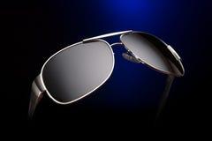Gafas de sol de la moda Fotos de archivo
