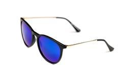 Gafas de sol, lente azul Fotos de archivo