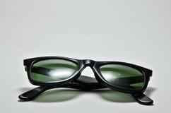Gafas de sol negras imagenes de archivo