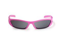 Gafas de sol rosadas. Foto de archivo