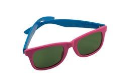 Gafas de sol rosadas Imagen de archivo