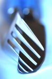 gaffelkniv Fotografering för Bildbyråer