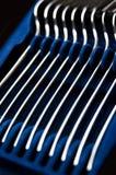 gafflar Arkivbild