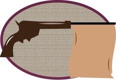 Gag Pistol Stock Image
