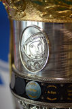 Gagarin filiżanka Zdjęcie Stock