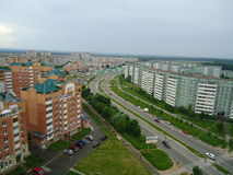 Gagarin-Straße Lizenzfreie Stockbilder