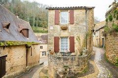 Gageac del roque del La, Francia Imágenes de archivo libres de regalías