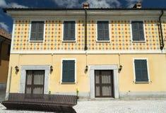 Gaggiano (Milaan, Italië) Royalty-vrije Stock Afbeelding