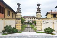 Gaggiano (Milan, Italien) Royaltyfria Foton