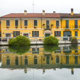 Gaggiano (Milan, Italy) Royalty Free Stock Images