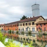 Gaggiano (Milan, Italy) Stock Photos