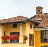 Gaggiano (Milan, Italy) Royalty Free Stock Photo